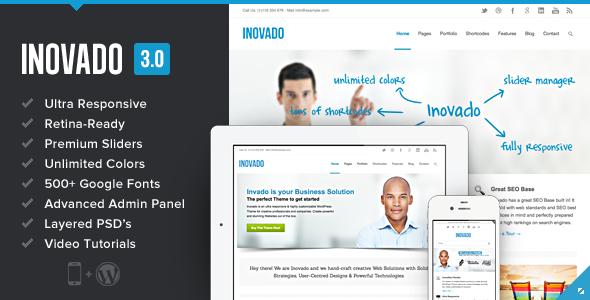 Inovado WordPress Theme
